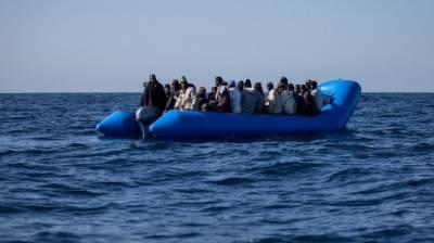 لیبیا کے ساحل پر 81 تارکین وطن کا بچا لیا گیا