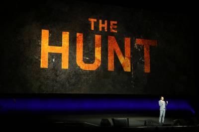 """صدر ٹرمپ کو نشانہ بناتی فلم' 'دی ہنٹ"""" کی ریلیز کا فیصلہ"""