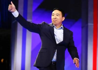 امریکہ:کاروباری شخصیت اینڈریو یانگ 2020کی امریکی صدارتی دوڑ سے دستبردار