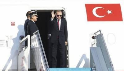 ترک صدر طیب رجب اردوان آج 2 روزہ دورے پر پاکستان پہنچیں گے