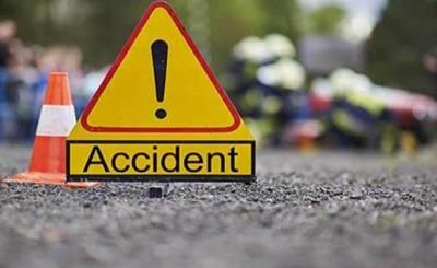 مردان،ٹریفک حادثہ،2 بچے جاں بحق ،4 زخمی
