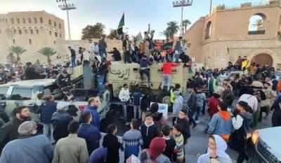 اقوام متحدہ کے لیبیا میں مستقل جنگ بندی کے مطالبے کے باوجود دوبارہ لڑائی چھڑ گئی