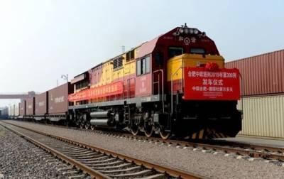 چین:ژے جیانگ سے وسطی ایشیا تک مال بردار ٹرین سروس بحال