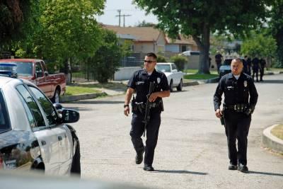 کیلیفورنیا : پولیس نے گاڑی چوری کرنے والے ملزم کو گولی مار دی