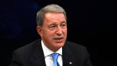 جنگ بندی کی خلاف ورزی کرنے والوں کے خلاف ہر طرح کی تدبیر استعمال کی جائے گی، ترک وزیر دفاع