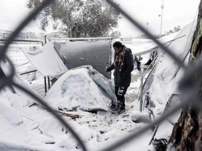 شام میں شدید سردی سے 29 بچے ہلاک، 20 ہزار مہاجرین درختوں تلے زندگی بسر کرنے پر مجبور