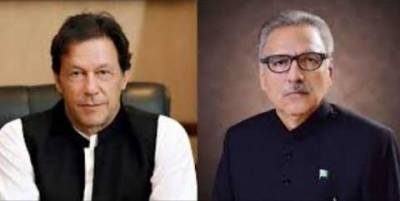 صدر ڈاکٹر عارف علوی اور وزیراعظم عمران خان اور دیگر کا نعیم الحق کی وفات پر گہرے دکھ اور افسوس کا اظہار