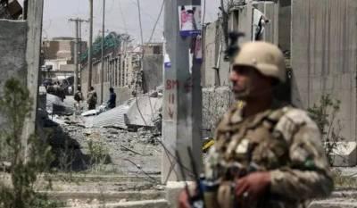 افغان صوبہ ننگرہار میں فضائی حملے,ایک ہی خاندان کے 8 افراد ہلاک