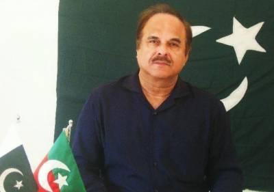 تحریک انصاف کا نعیم الحق کے انتقال پر 3 روزہ سوگ کا اعلان،سیاسی سرگرمیاں معطل
