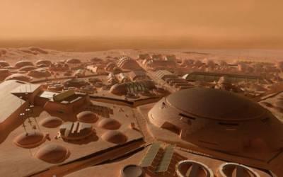 مریخ پر ہاؤسنگ سوسائٹی کے بہترین ڈیزائن کےلئےعالمی مقابلہ
