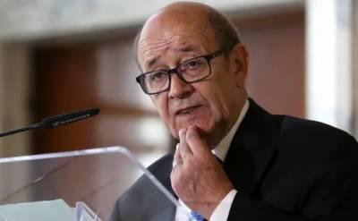 فرانس کاایران کی جانب سے جوہری معاہدے کی خلاف ورزی پر اظہارتشویش