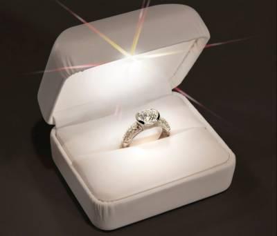امریکی پائلٹ نے محبوبہ کے لیے منگنی کی انگوٹھی کو خلاء کی سیر کرواڈالی