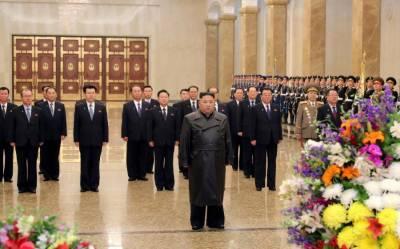 شمالی کوریائی رہنما کی تین ہفتوں بعد عوامی مقام پر آمد