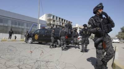 بغداد: امریکی سفارتخانے کے قریب کئی راکٹ حملے