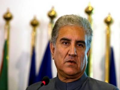 پاکستان، افغان امن عمل کی حمایت جاری رکھےگا : شاہ محمود قریشی