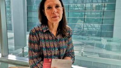 بھارت کا برطانوی رکن پارلیمنٹ و کشمیربارے کل جماعتی پارلیمانی گروپ کی چیئر پرسن ڈیبی ابراہم کو ملک میں داخلے سے انکار