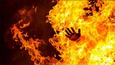 ابوظہبی:بیوی کو آگ سے بچاتے ہوئے شوہر نے جان دیدی