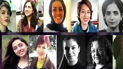 ایران: ایوین جیل میں قید خواتین کی آیندہ پارلیمانی انتخابات کے بائیکاٹ کی اپیل