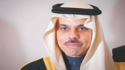 امید ہے جرمنی اسلحے کی برآمدات سے جلد پابندی اٹھا لے گا،سعودی وزیر خارجہ