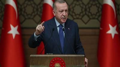 اردوان کے کشمیر سے متعلق بیان پر بھارت کی ترکی کو سخت نتائج کی دھمکی