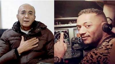 مصر:پائلٹ کو برطرف کرانے کا موجب بننے والے فنکار پرمقدمہ