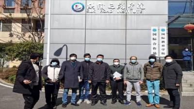 چینی حکام نے پاکستانی سفارتخانہ سے خصوصی ٹاسک فورس کو ووہان جانے کی اجازت دیدی