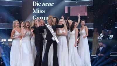 مس جرمنی کے انتخاب کیلئے جیوری میں صرف خواتین شامل