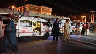 کراچی: کیماڑی میں گیس پھیلنے سے اموات کی تعداد 14 تک جا پہنچی