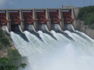 واپڈا کے مختلف آبی ذخائر میں پانی کی آمد و اخراج بارے اعداد وشمار جاری