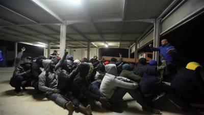 لیبیا ساحل کے قریب 300 غیرقانونی تارکین وطن کو بچا لیا گیا