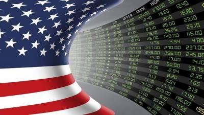 امریکی سٹاک مارکیٹ مندی پر بند
