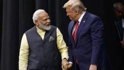بھارت کے ساتھ کوئی بڑا تجارتی معاہدہ نہیں ہوگا، ٹرمپ