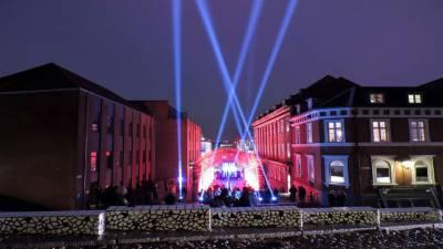 ڈنمارک میں لائٹ فیسٹول زوروشور سے جاری