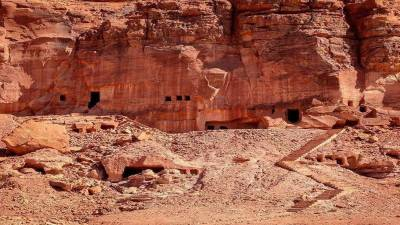 سعودی عرب میں العلا کا علاقہ, پے درپے تہذیبوں کا تاریخی خزانہ