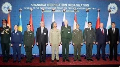 شنگھائی تعاون تنظیم کےدفاعی اور سیکورٹی ماہرین کےورکنگ گروپ کا 9واں اجلاس اختتام پذیر