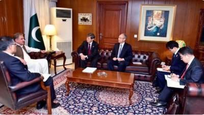پاکستان اورجاپان کا تجارت اوراقتصادی ترقی کے شعبوں میں تعاون مزیدبڑھانے پراتفاق