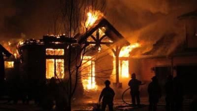 سعودی عرب: گھریلو ناچاقی پرشوہر نے گھرکو آگ لگا دی، بیوی جھلس کر زخمی