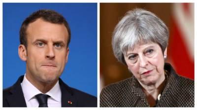 فرانسیسی صدراورجرمن چانسلرکا شام میں فوری جنگ بندی پرزور