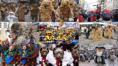 جرمنی میں سالانہ 8 روزہ روایتی جشن کے تہوار کا آغاز