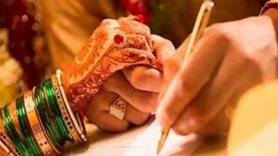 بہاولپور:بغیر اجازت دوسری شادی پر ایک سال قید اور 5 لاکھ روپے جرمانے کا حکم