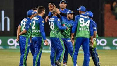 پی ایس ایل: لاہور قلندرز نے ملتان سلطانز کو جیت کے لیے 139 رنز کا ہدف دیدیا