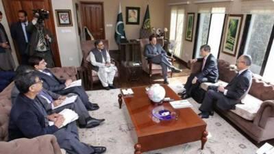 پاکستان،جاپان کا بنیادی ڈھانچے کی ترقی سمیت مختلف شعبوں میں تعاون کے فروغ پر اتفاق