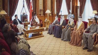 چیئرمین سینیٹ کاپاکستان بحرین کے درمیان مختلف شعبوں میں دوطرفہ تعاون کومزیدوسعت دینے پرزور