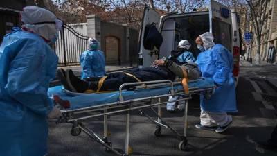 چین: کورونا سے ہلاکتیں 2345 ہو گئیں