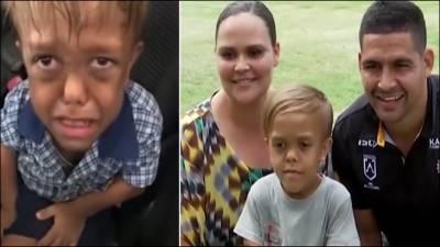 آسٹریلیا :موت کے منہ سے واپس آنے والے بچے کی دنیا بدل گئی