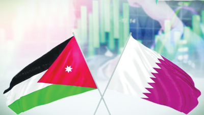 اردن اور قطر کے مابین اقتصادی تعلقات کے فروغ کا فیصلہ