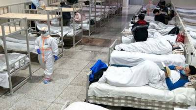 چین ، مسلسل 7ویں روز کرونا وائرس کے صحت یاب مریضوں کی تعداد نئے تصدیق کیسز سے زیادہ