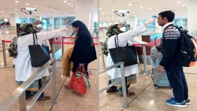 کورونا وائرس:پاکستان آنے والے مسافروں کے لیے ہیلتھ ڈیکلیریشن لازمی قرار