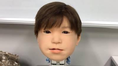 جاپان:درد محسوس کرنے والا روبوٹ تیار