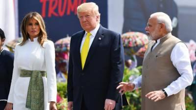 ٹرمپ کا دورہ بھارت:پاکستان کی تعریف پر بھارتی میڈیا آگ بگولا،تنقیدی تیر چلادئیے